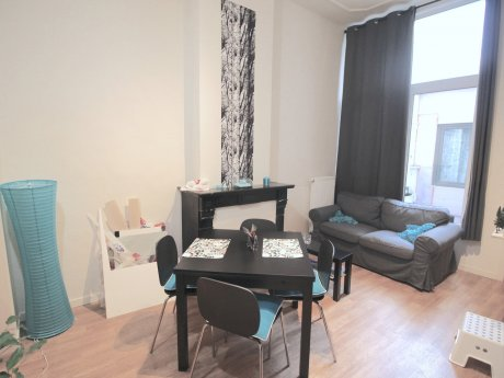 appartement 55 m² in Luik Outremeuse