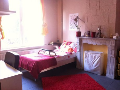student room 14 m² in Liege