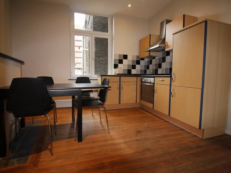 appartement 50 m² in Luik Outremeuse