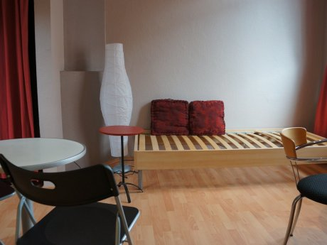 studio 20 m² in Liege Outremeuse