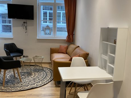 studio 32 m² in Liege Outremeuse